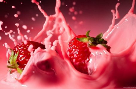 How TO Make Pink Milk Recipe.